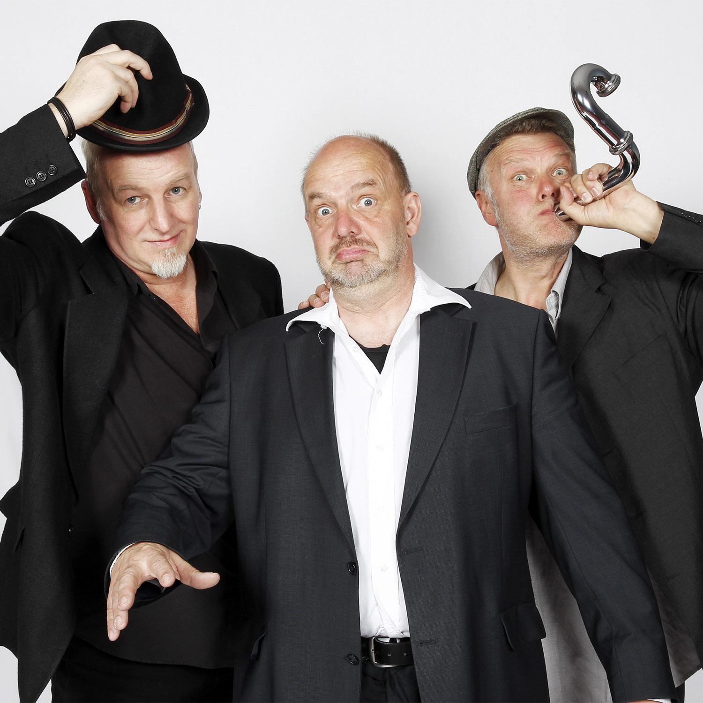 Hein, Highn und Wolfgang Grieger